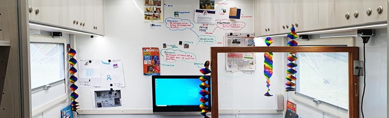 Inventaris nieuwe minischool